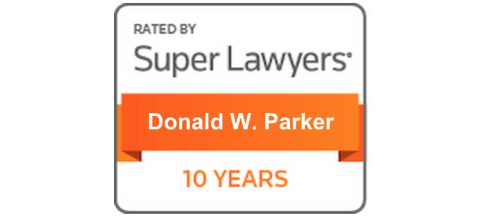 Super Lawyers Badge - Immigration
